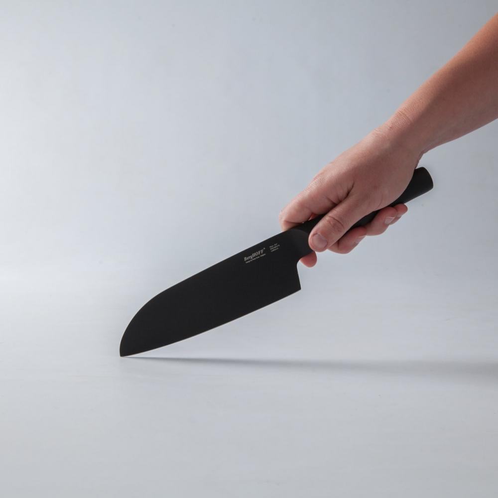 Нож сантоку 16см Ron - 3