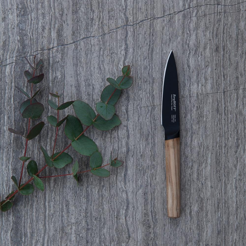 Нож для очистки 8,5см Ron - 3
