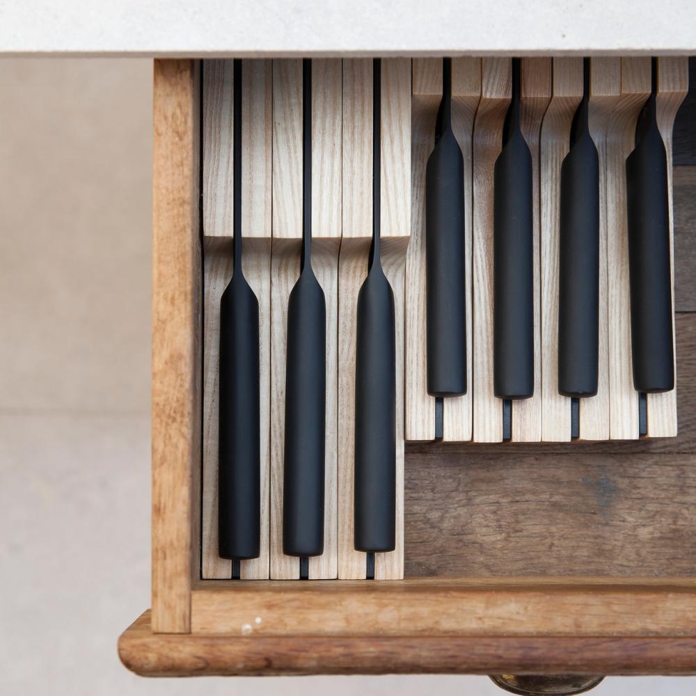 Органайзер для хранения ножей 38,5см Ron - 2