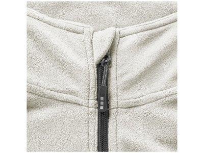 """Куртка флисовая """"Brossard"""" мужская, светло-серый - 5"""