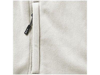 """Куртка флисовая """"Brossard"""" мужская, светло-серый - 3"""
