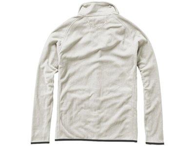 """Куртка флисовая """"Brossard"""" мужская, светло-серый - 1"""