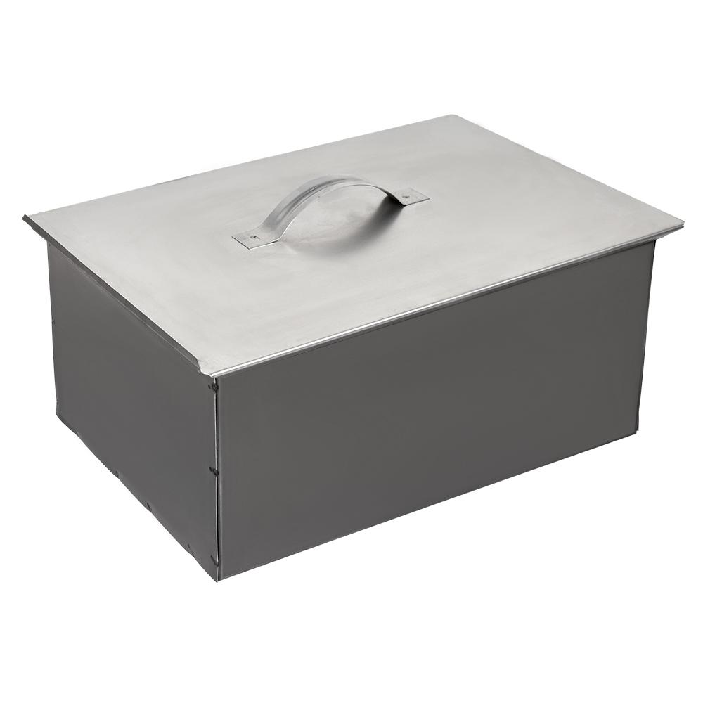 Коптильня 400х280х160 мм, двухъярусная, в коробке - 2