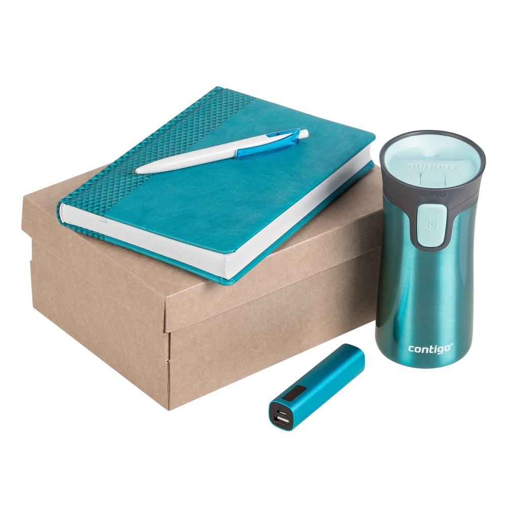 Коробка Common, S крафт, самосборная, 24х17,5х10 см, микрогофрокартон - 2