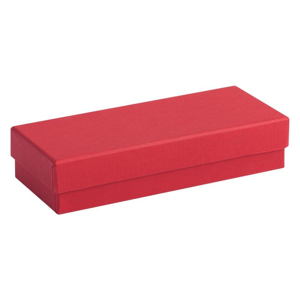 Коробка Mini, красная, 17,2х7,2х4 см, переплетный картон - 2