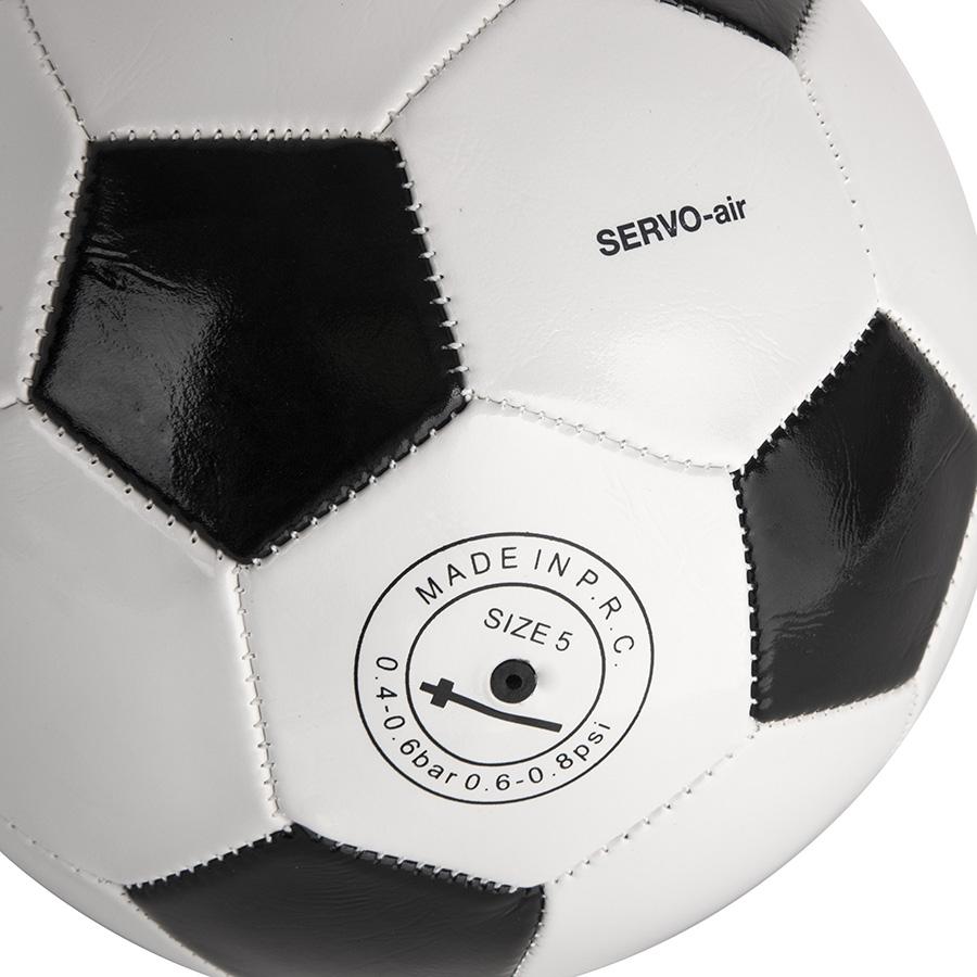 Мяч футбольный надувной; D=22  см; PU - 1