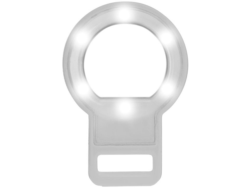 "Вспышка ""LED"" с зеркалом, белый - 2"