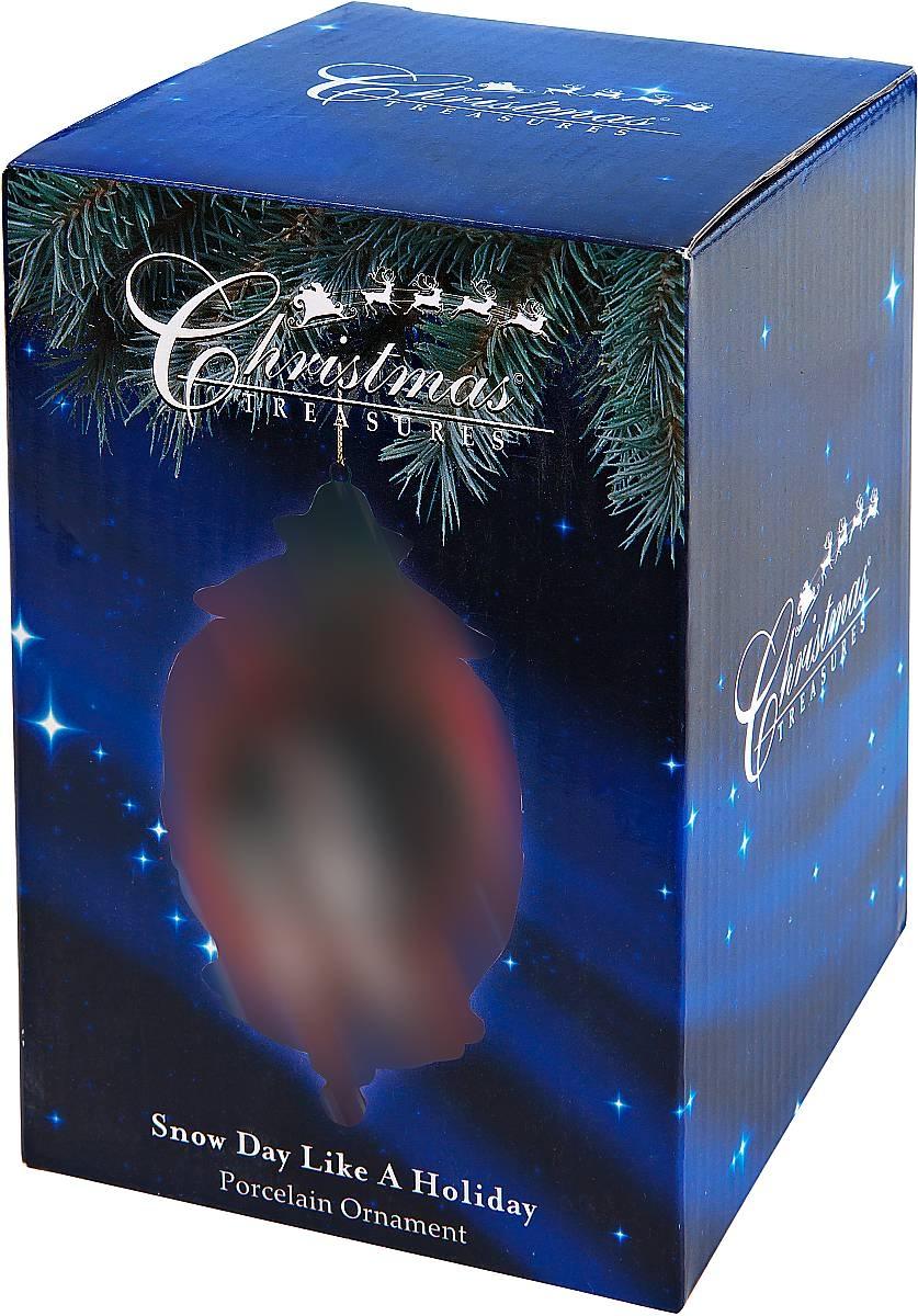 """Украшение коллекционное """"Новогодние подарки"""" US 131069 - 1"""