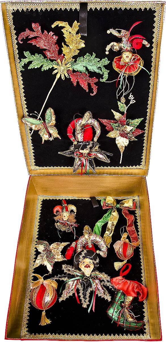 Набор коллекционных украшений SR-SET-B3 - 1
