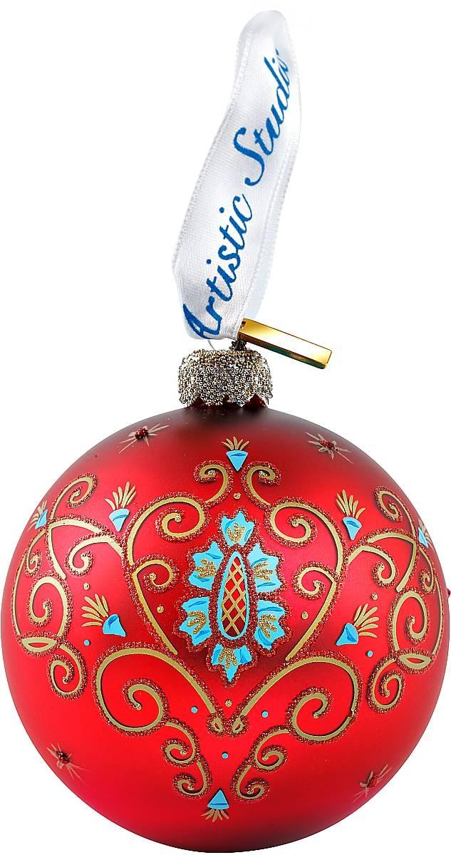 "Новогодний сувенир ""Шар"" US 73214-1 - 1"