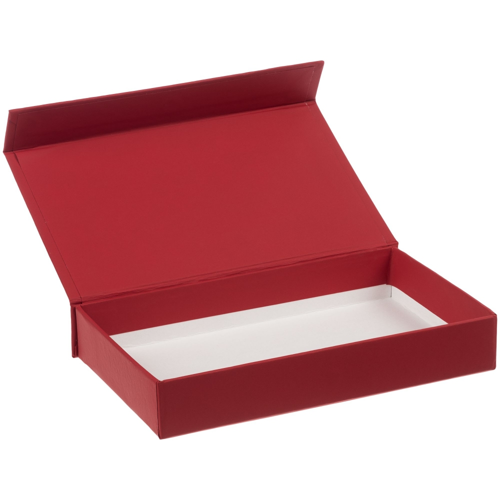 Коробка Patty, черная 18x10x3 см, покрытие софт-тач - 1