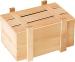 """Набор игрушек из стекла в деревянной коробке """"Пингвины"""" GB-12/5 - 1"""