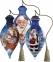 Набор коллекционных украшений US CR015 - 1