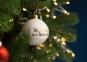 Елочный шар «Всем Новый год», с надписью «Не опять, а с Новым!» - 1