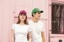 Бейсболка Sunny, ярко-розовая (фуксия) - 3