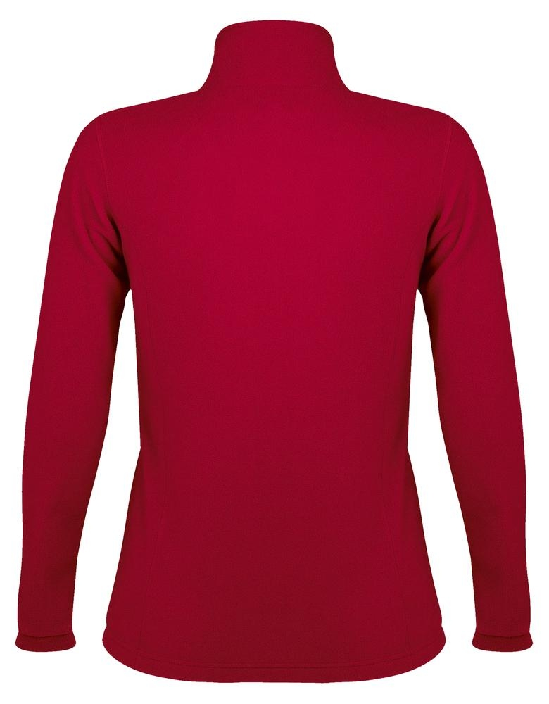 Куртка женская Nova Women 200, красная - 3