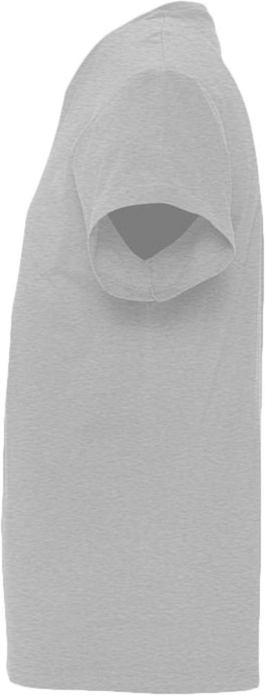 Футболка мужская с V-обр. вырезом Victory 150, серый меланж - 2