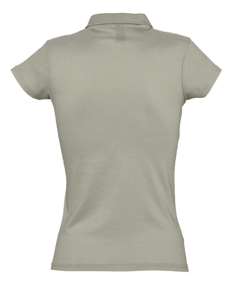Рубашка поло женская Prescott Women 170, хаки - 3