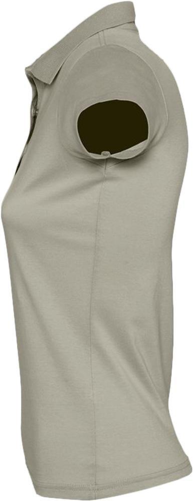 Рубашка поло женская Prescott Women 170, хаки - 4