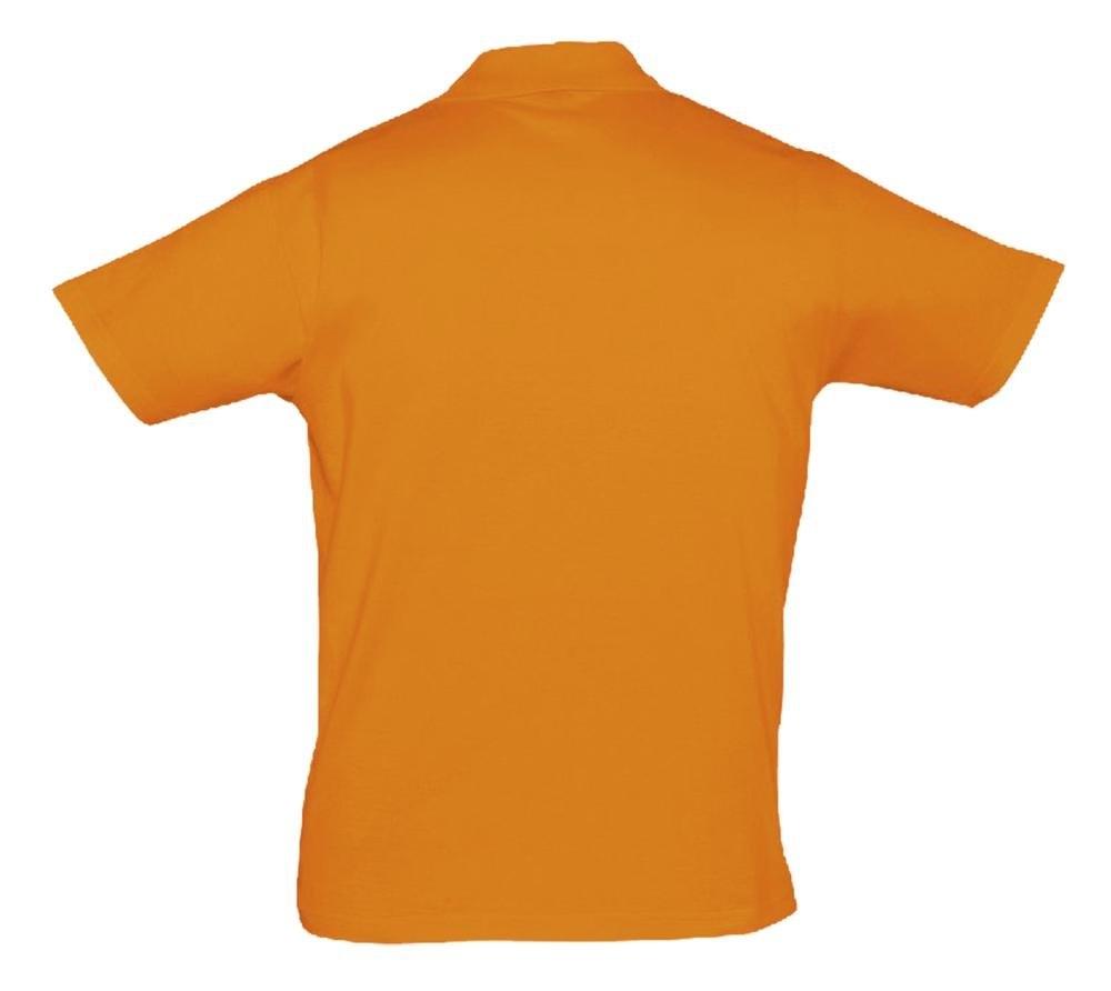 Рубашка поло мужская Prescott Men 170, оранжевая - 1