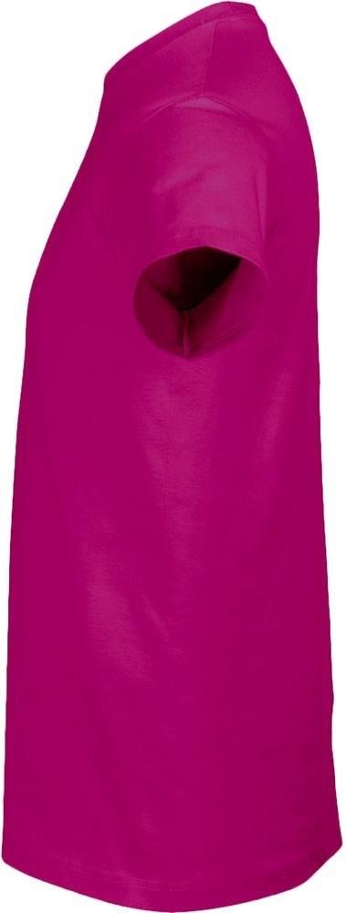 Футболка Imperial 190, ярко-розовая (фуксия) - 1