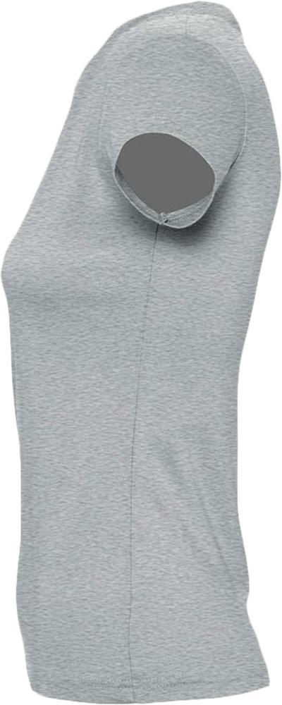 Футболка женская Imperial Women 190, серый меланж - 2