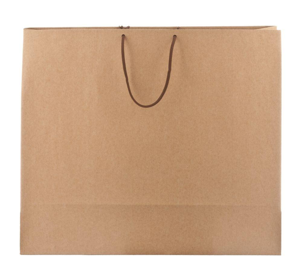 Пакет бумажный «Крафт», большой, 35х45х15 см - 2