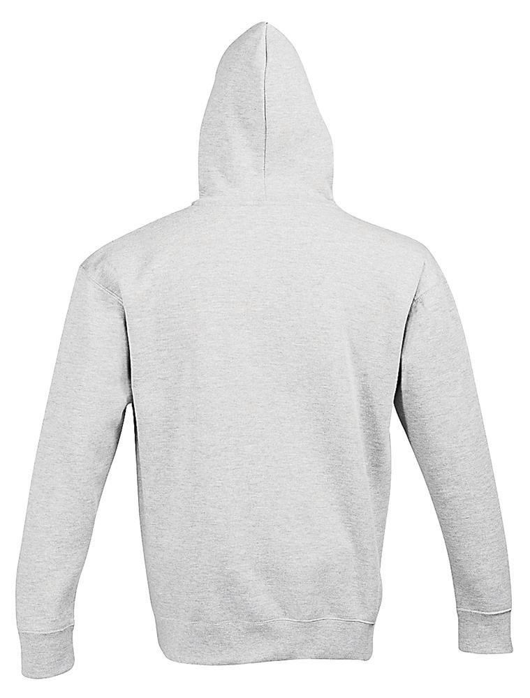 Толстовка с капюшоном Slam 320, светло-серый меланж - 1