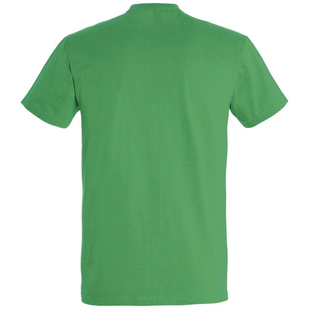 Футболка Imperial 190, ярко-зеленая - 2