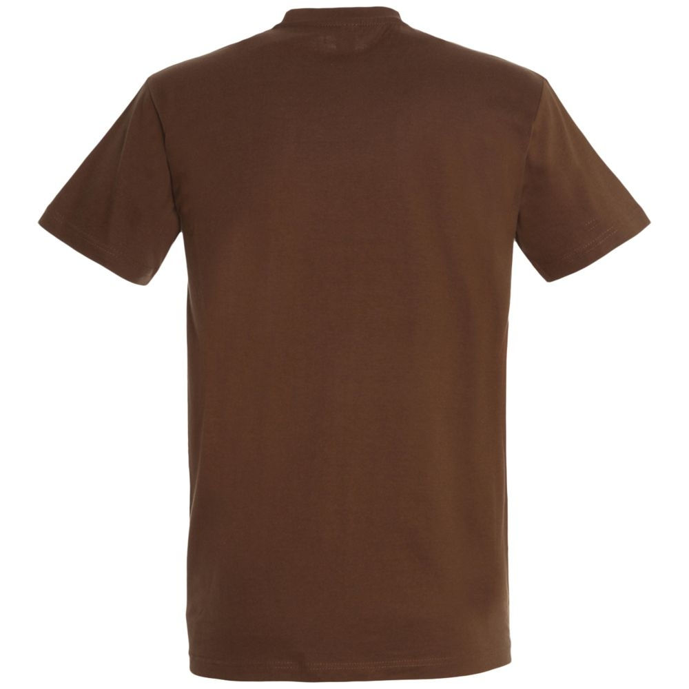 Футболка Imperial 190, коричневая - 2