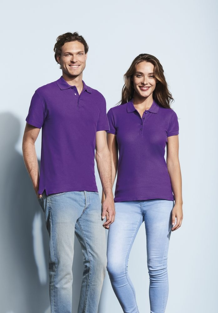 Рубашка поло мужская Summer 170, ярко-бирюзовая - 5
