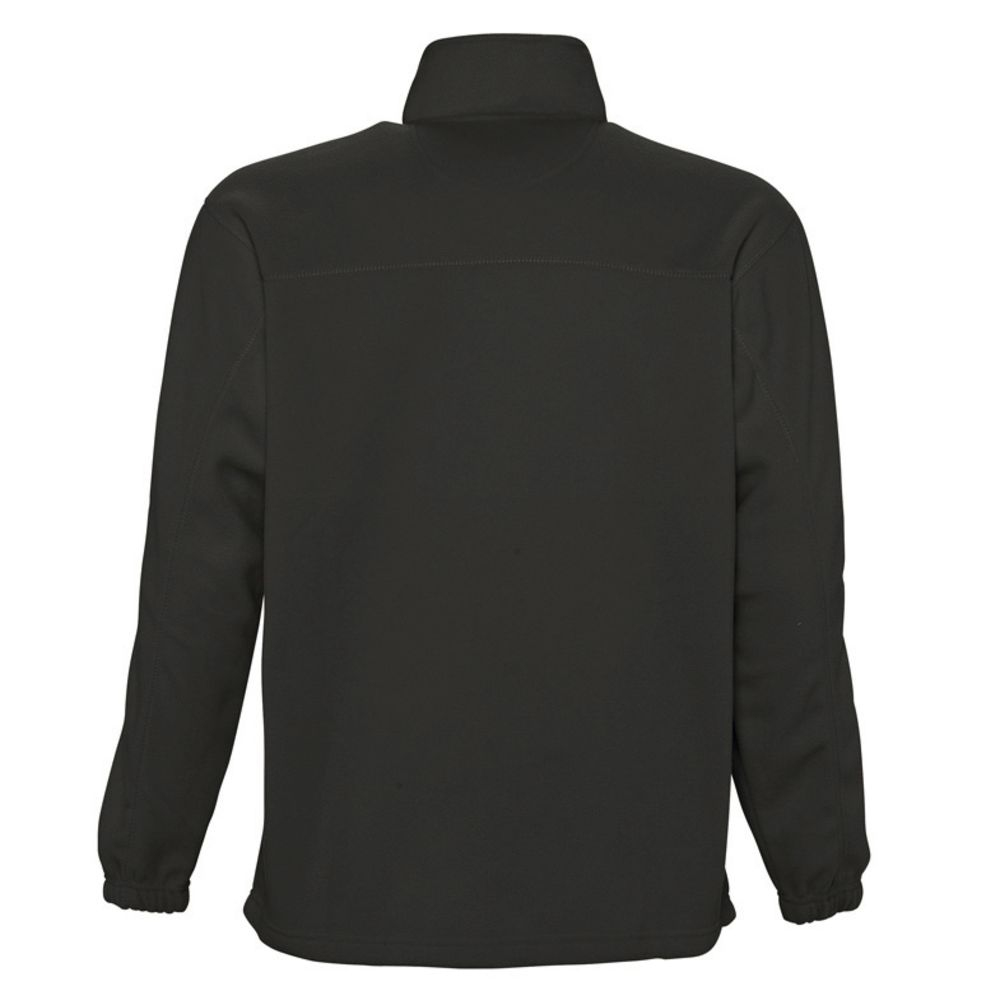 Толстовка из флиса Ness 300, черная - 2