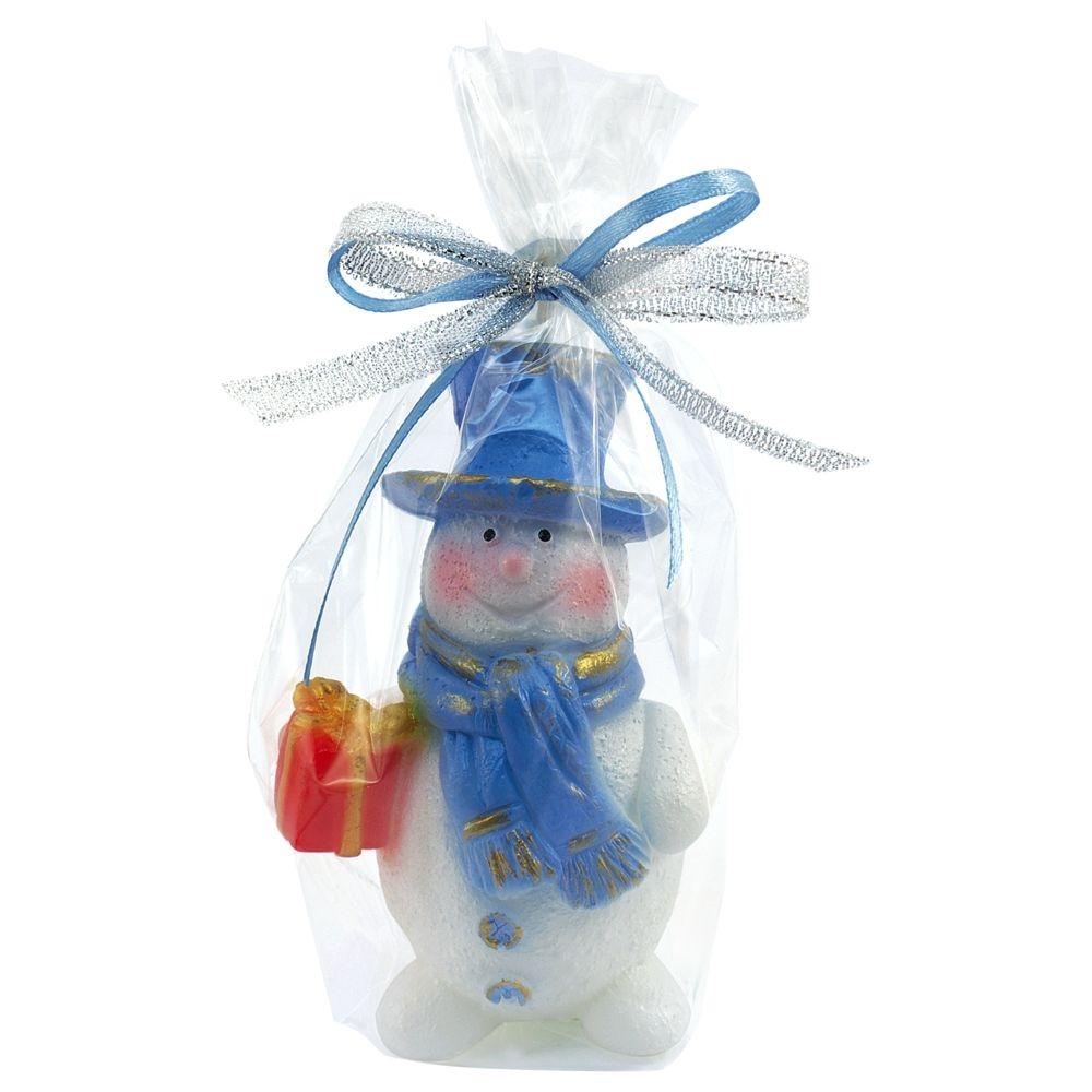 Свеча «Snowman» - 3