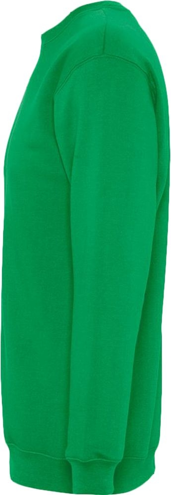 Толстовка New Supreme 280, ярко-зеленая - 1