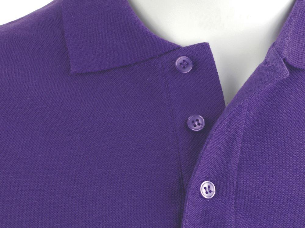 Рубашка поло мужская Spring 210, темно-серая - 3