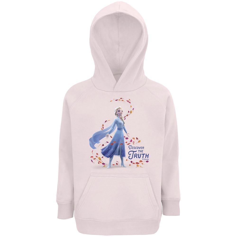 Худи детское Elsa, розовое - 3