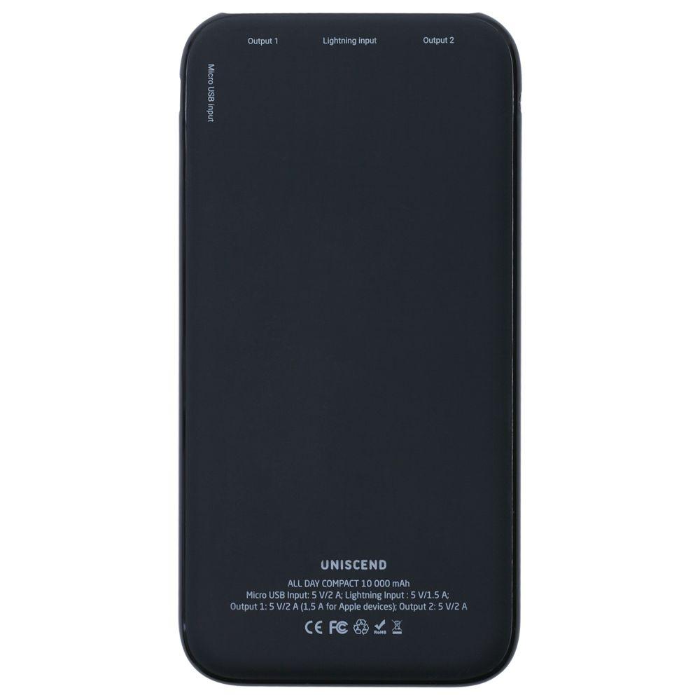 Внешний аккумулятор Vibrance 10000 мAч - 3