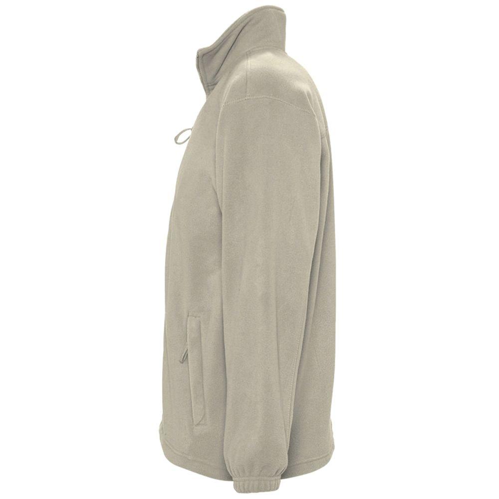 Куртка мужская North 300, бежевая - 3