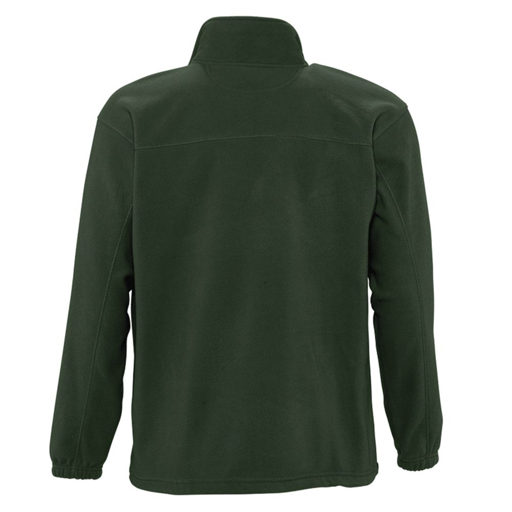 Куртка мужская North 300, зеленая - 4