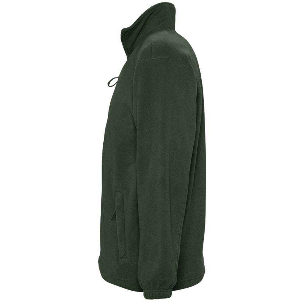 Куртка мужская North 300, зеленая - 3