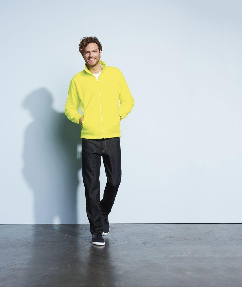 Куртка мужская North 300, зеленая - 2