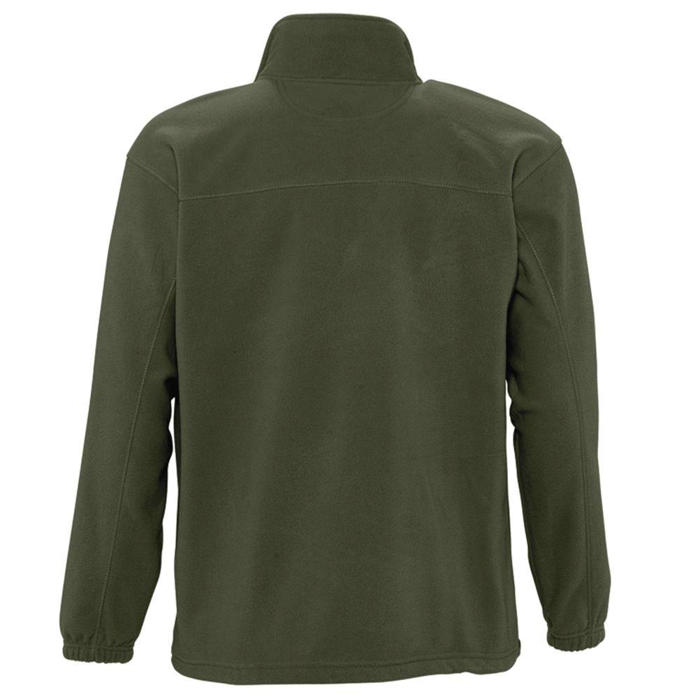 Куртка мужская North 300, хаки - 4