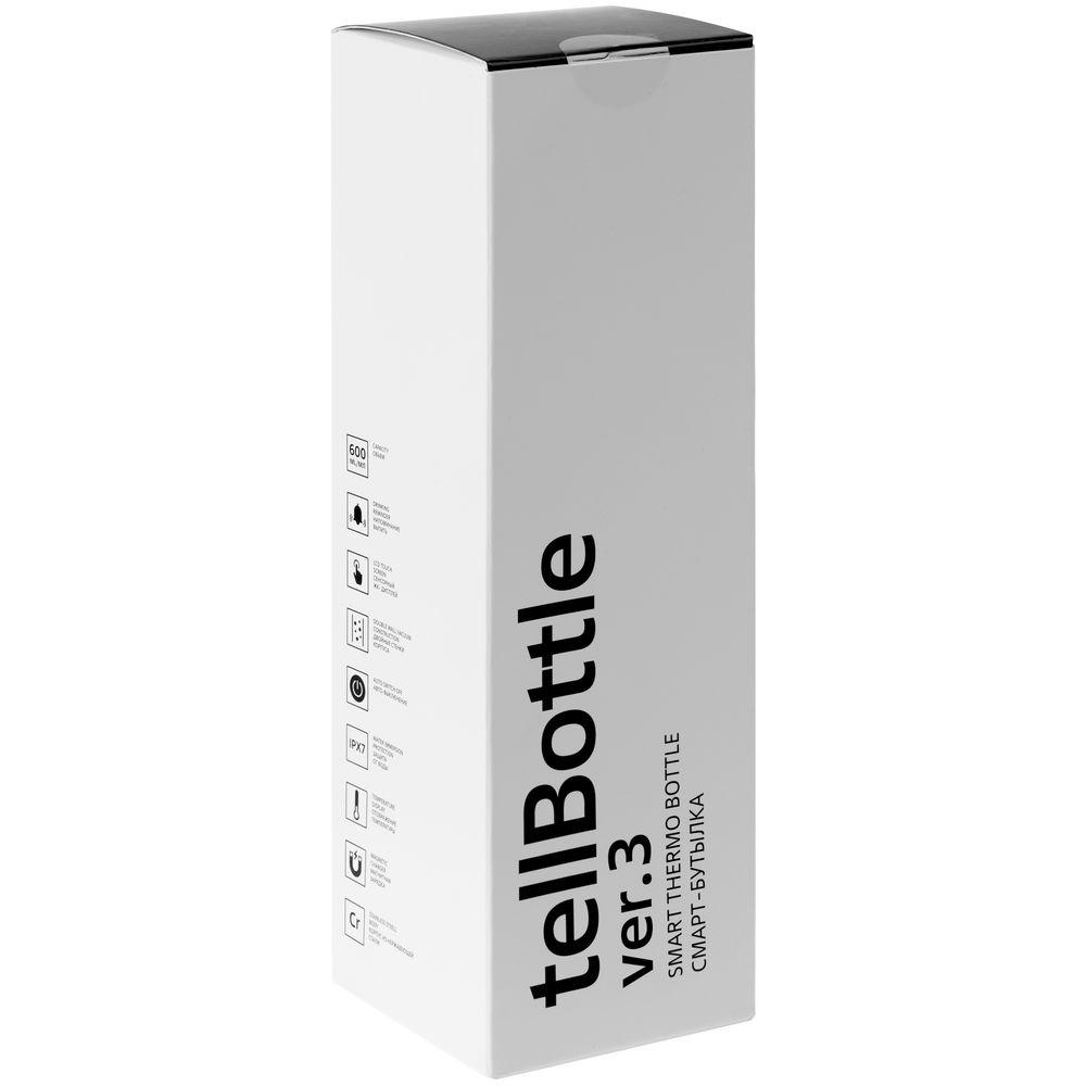 Умная термобутылка tellBottle ver. 3, черная - 16