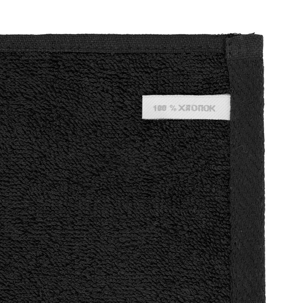 Полотенце Etude, малое, черное - 7