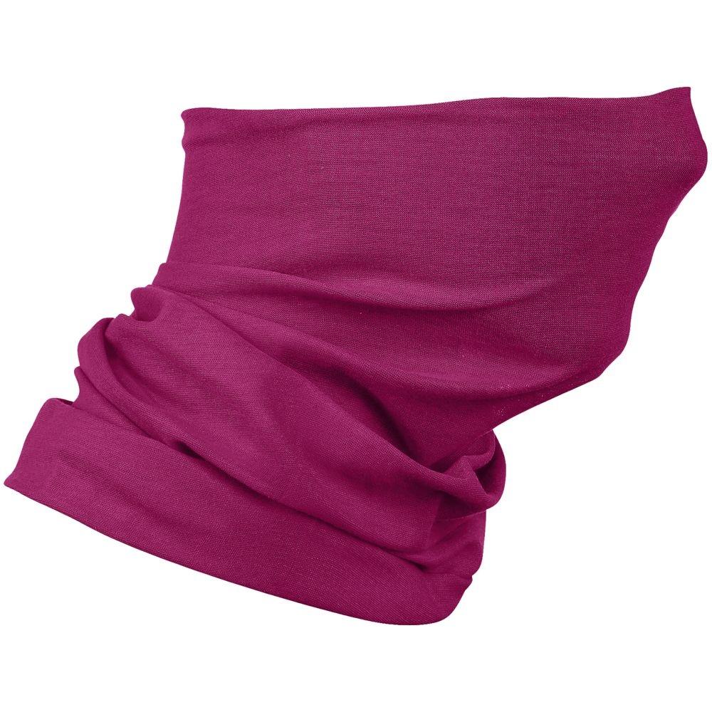 Многофункциональная бандана Bolt, ярко-розовая (фуксия) - 1