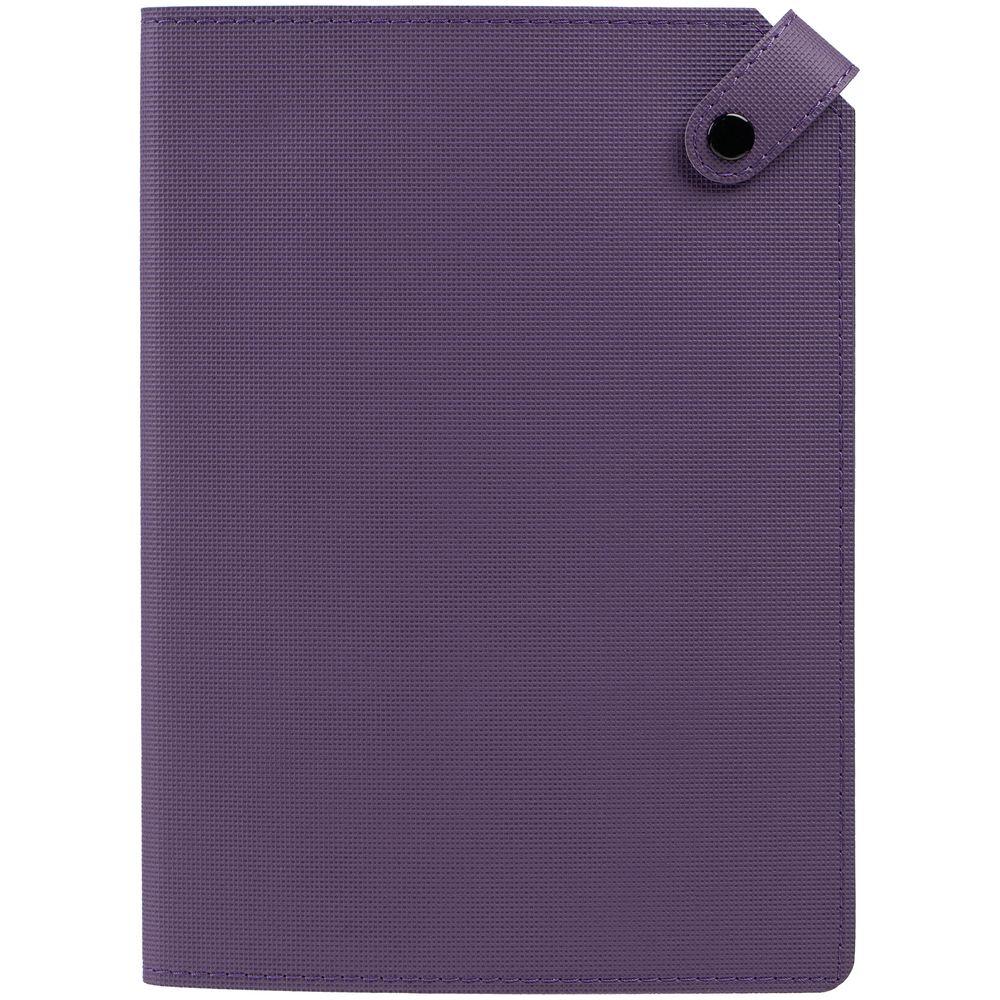 Ежедневник Tenax, недатированный, фиолетовый - 3