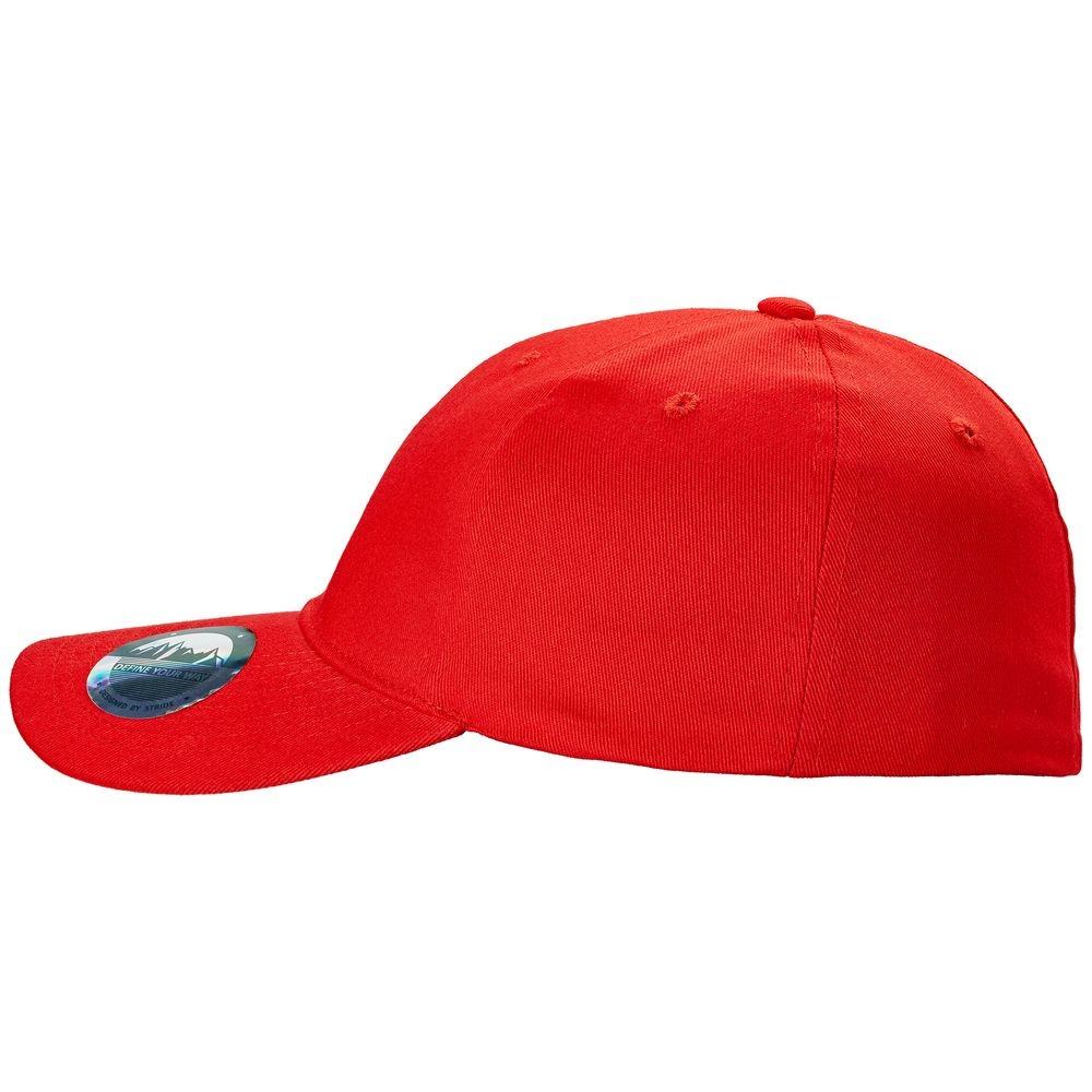 Бейсболка Beinn Eighe, красная - 2