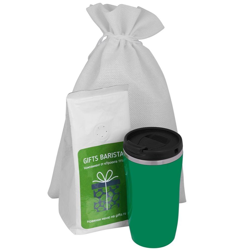 Кофе в зернах, в белой упаковке - 6