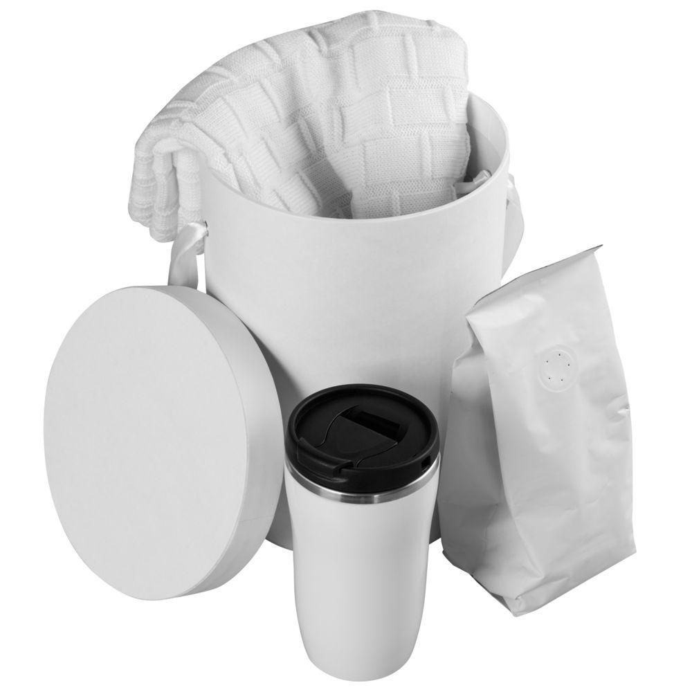 Кофе в зернах, в белой упаковке - 5