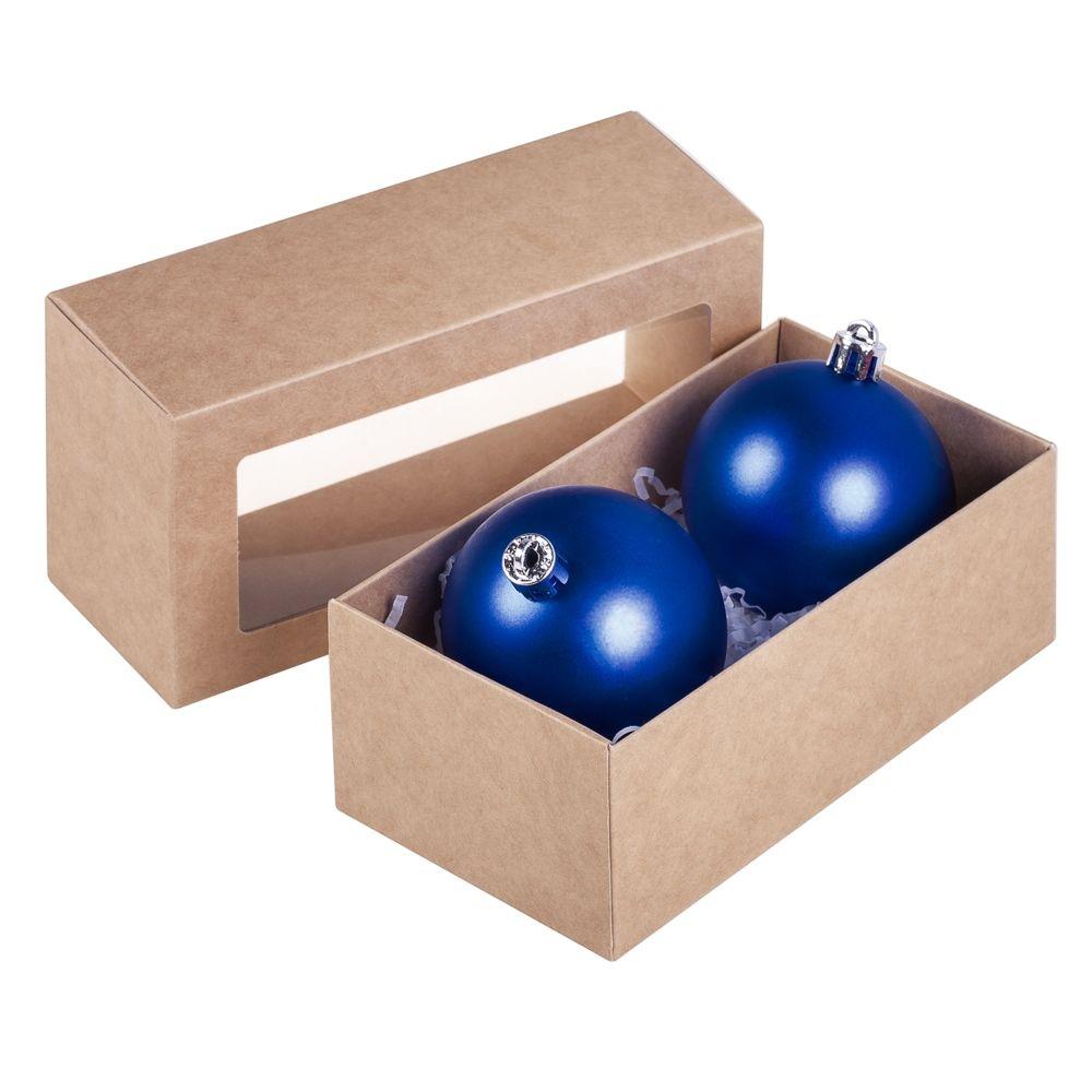 Коробка Vindu, малая, крафт, самосборная, 15х7,8х5,5 см, ПВХ - 2